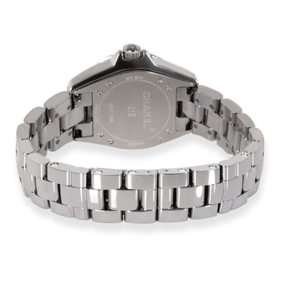 Chanel J12 H2563 Unisex Watch in  Ceramic