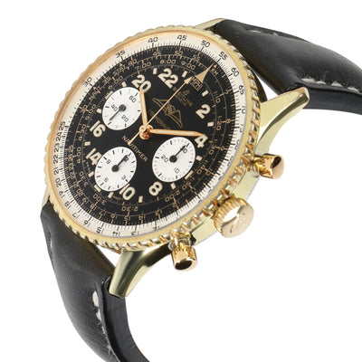 Breitling Navitimer Cosmonaut 809 Men's Watch in Gold Plate Stainless Steel/Gold