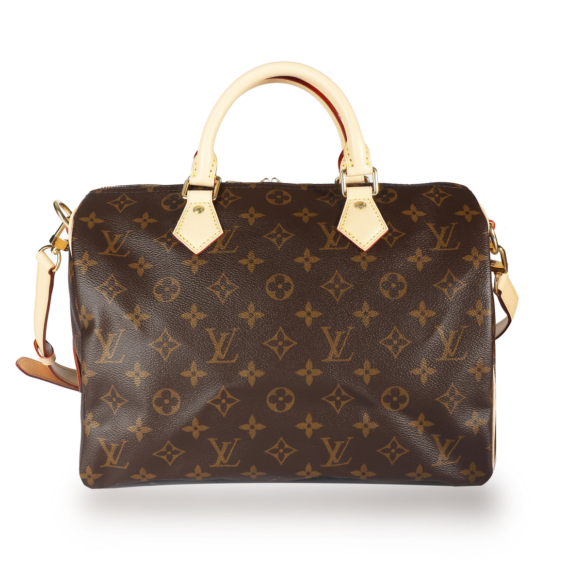 Louis Vuitton Monogram Canvas Speedy Bandoulière 30