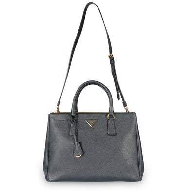 Prada Baltico Saffiano Lux Leather Medium Galleria Bag