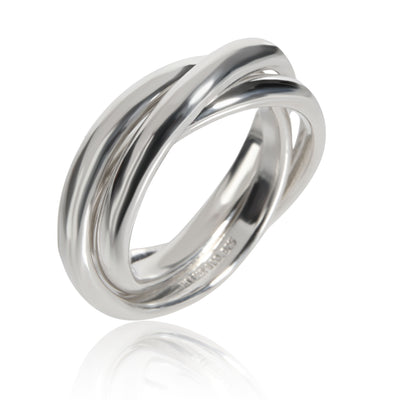 Tiffany & Co. Paloma's Melody Rolling Ring in Sterling Silver