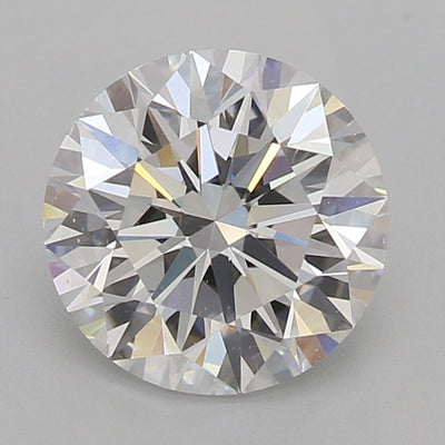 GIA Certified 1.61 Ct Round cut D VS1 Loose Diamond