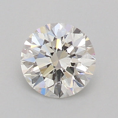 GIA Certified 0.40 Ct Round cut H VS2 Loose Diamond