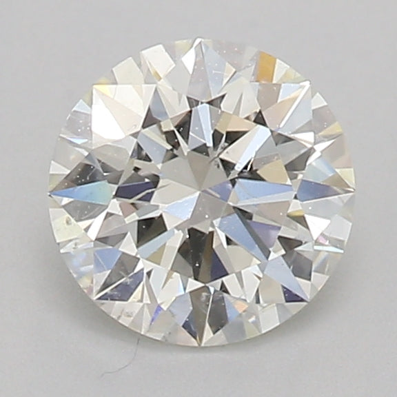 GIA Certified 0.71 Ct Round cut J SI2 Loose Diamond