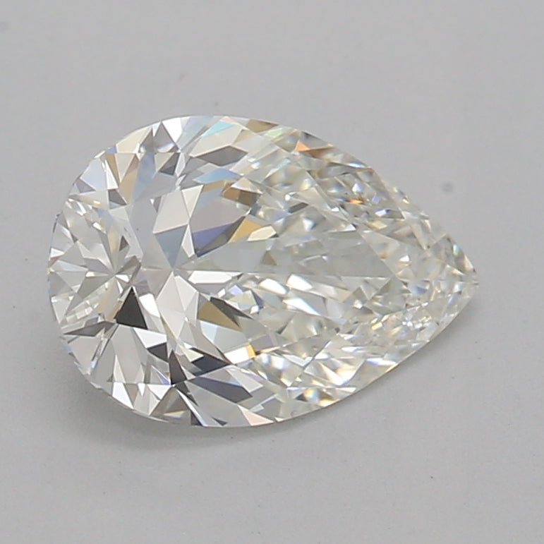 GIA Certified 1.03 Ct Pear cut I VS1 Loose Diamond