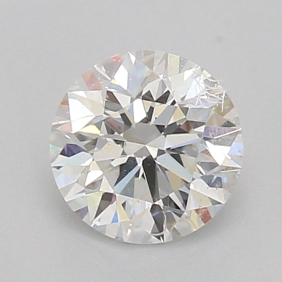 GIA Certified Round cut, E color, SI1 clarity, 0.50 Ct Loose Diamond