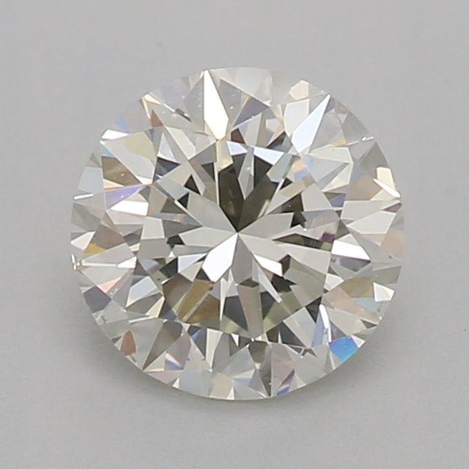 GIA Certified 1.00 Ct Round cut J VS2 Loose Diamond