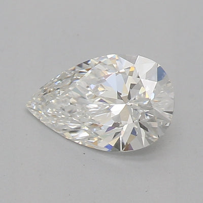 GIA Certified 0.54 Ct Pear cut G SI2 Loose Diamond