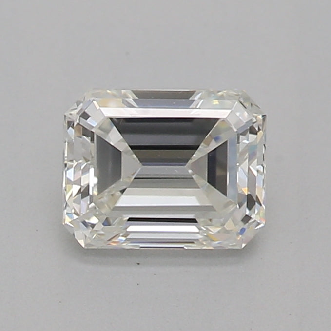 GIA Certified 0.65 Ct Emerald cut H VVS1 Loose Diamond