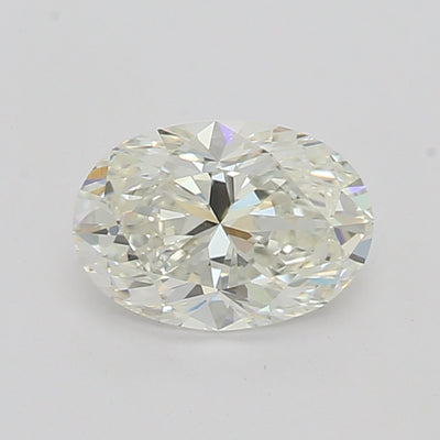 GIA Certified 0.62 Ct Oval cut J VVS1 Loose Diamond