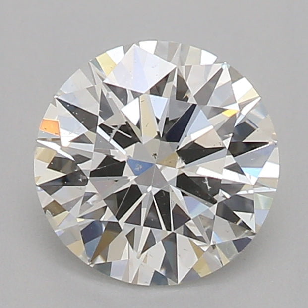 GIA Certified 0.93 Ct Round cut G SI1 Loose Diamond
