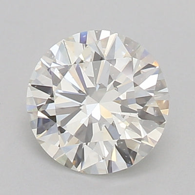 GIA Certified Round cut, I color, SI1 clarity, 0.60 Ct Loose Diamond