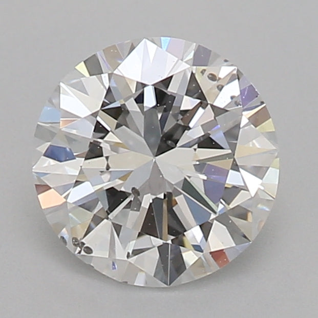 GIA Certified 0.91 Ct Round cut D SI1 Loose Diamond