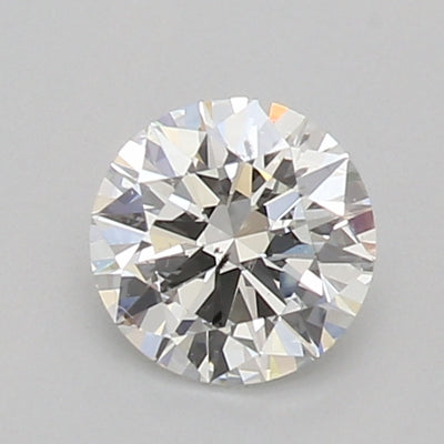 GIA Certified 0.40 Ct Round cut E SI2 Loose Diamond
