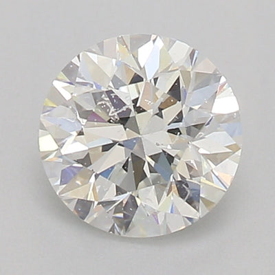 GIA Certified Round cut, G color, VS2 clarity, 0.69 Ct Loose Diamond