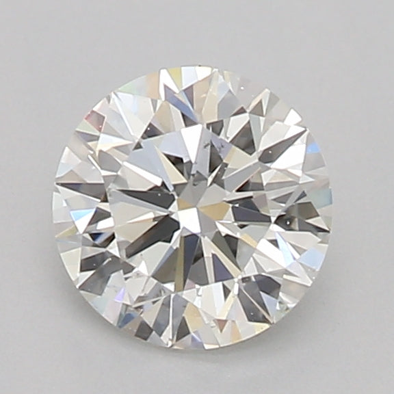 GIA Certified Round cut, H color, SI1 clarity, 0.60 Ct Loose Diamond