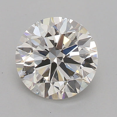 GIA Certified Round cut, H color, VS2 clarity, 1.00 Ct Loose Diamond