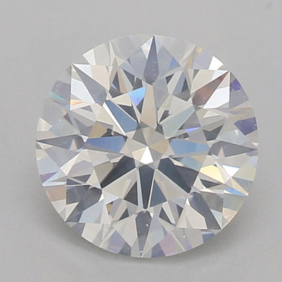 GIA Certified Round cut, F color, SI2 clarity, 1.28 Ct Loose Diamond