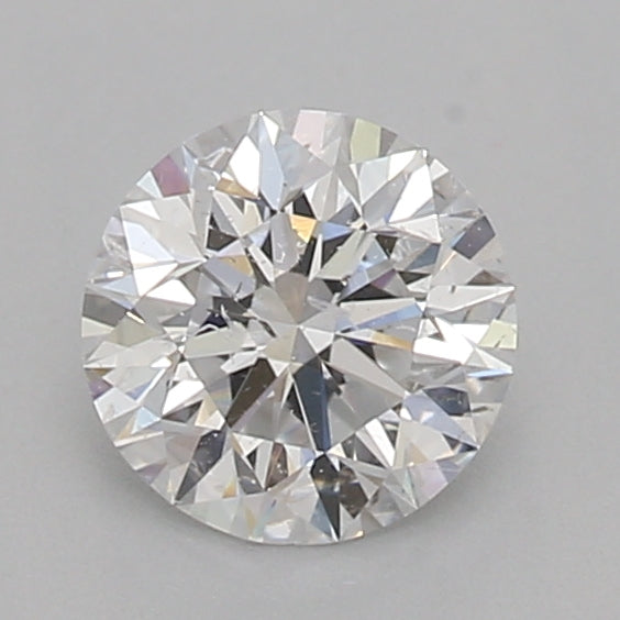 GIA Certified 0.53 Ct Round cut D SI1 Loose Diamond