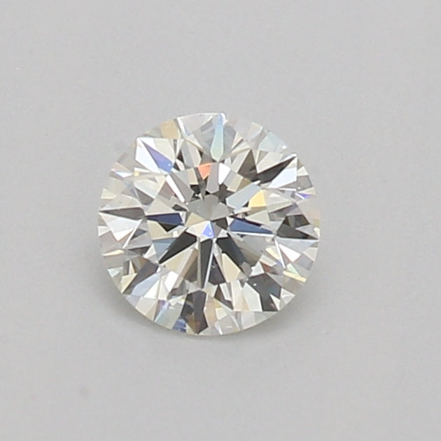 GIA Certified 0.26 Ct Round cut J VVS2 Loose Diamond