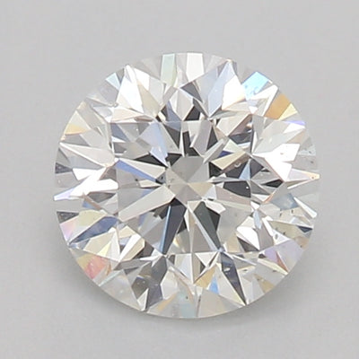 GIA Certified Round cut, D color, SI1 clarity, 0.70 Ct Loose Diamond
