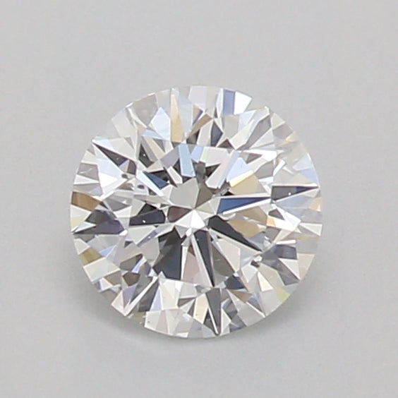 GIA Certified Round cut, D color, SI1 clarity, 0.38 Ct Loose Diamond