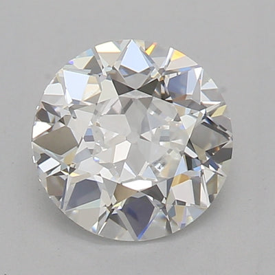 GIA Certified 1.00 Ct Old European cut F/VS1 Loose Diamond