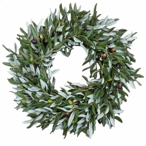 Olive Wreath #1P91664.BKGROO