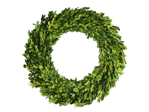 36'' BOXWOOD WREATH  #1PG14200.GR00