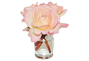 Rose Buds in Vase #51162