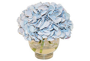 Hydrangeas in Bowl #51274