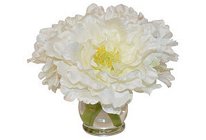 Peonies in Large Hourglass #51307