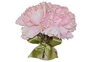 Peonies with Bow #51332