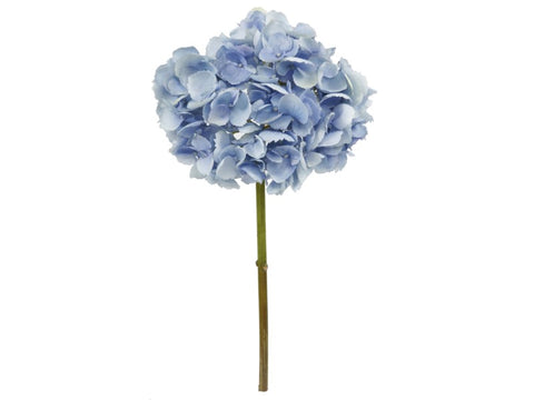 Small Light Blue Hydrangea Stem #195169CLB00