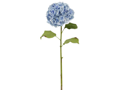 Light Blue Medium Hydrangea Stem #19562300
