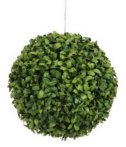 "8.5"" Boxwood Ball #1PC10030GR00"