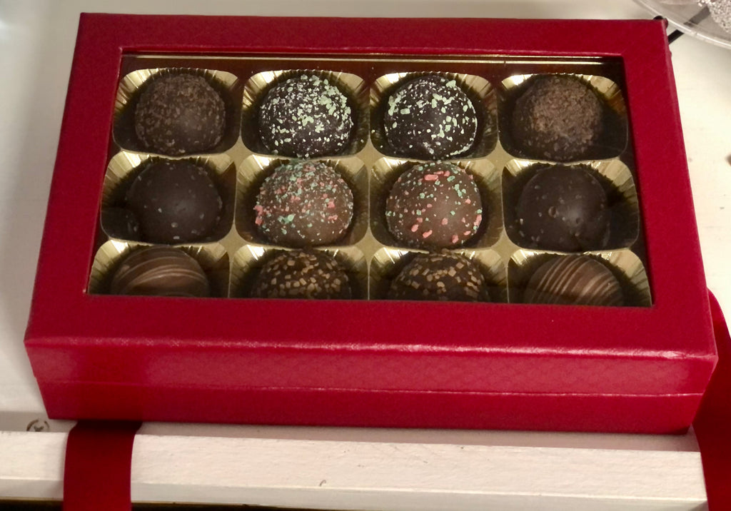 Truffle gift Boxes