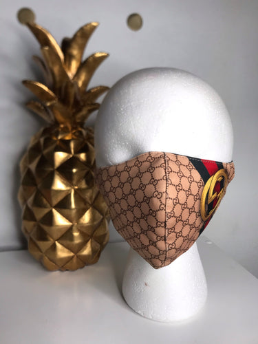 Gucci - Designer Inspired Mask