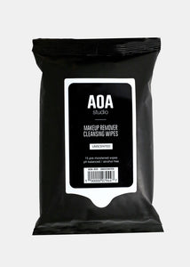 Makeup Remover Wipes -AOA Brand