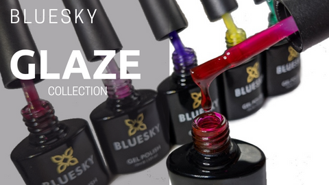 Glaze Gel by Bluesky