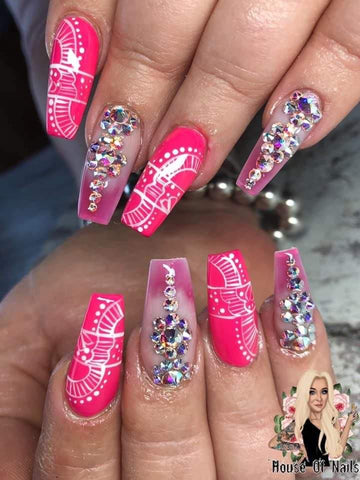 Glaze Gel  design | house of nails