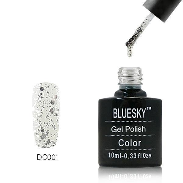 Bluesky DC1 Ice Superstar UV/LED Gel Nail Soak Off Polish 10ml