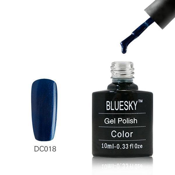 Bluesky DC18 Magical Castle UV/LED Gel Nail Soak Off Polish 10ml