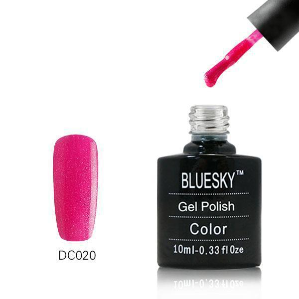 Bluesky DC20 Tender Kiss UV/LED Gel Nail Soak Off Polish 10ml