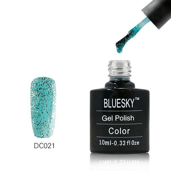 Bluesky DC21 Crystal Love UV/LED Gel Nail Soak Off Polish 10ml
