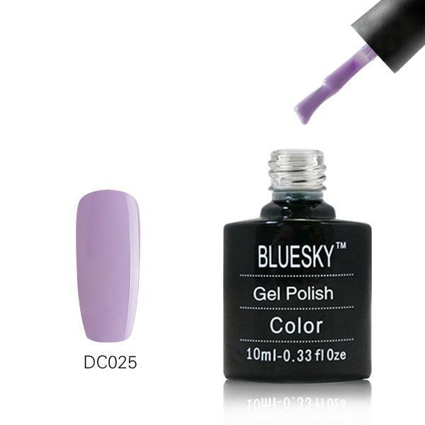 Bluesky DC25 Wedding Purple UV/LED Gel Nail Soak Off Polish 10ml