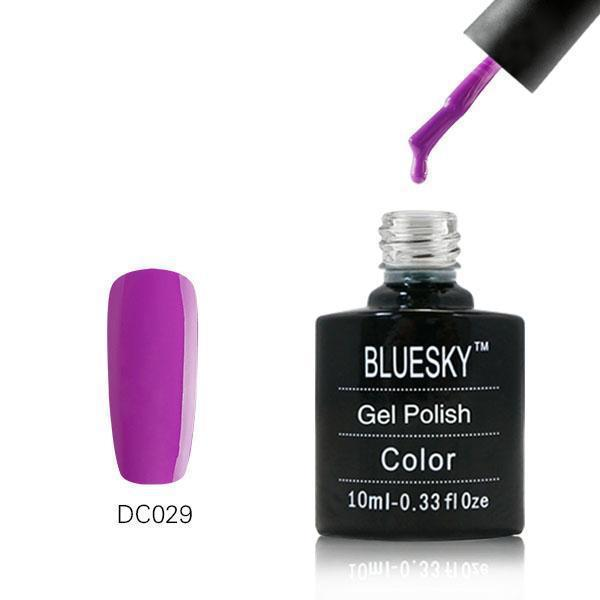 Bluesky DC29 Fantasty Purple UV/LED Gel Nail Soak Off Polish 10ml