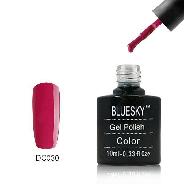 Bluesky DC30 Holy Dark Pink UV/LED Gel Nail Soak Off Polish 10ml
