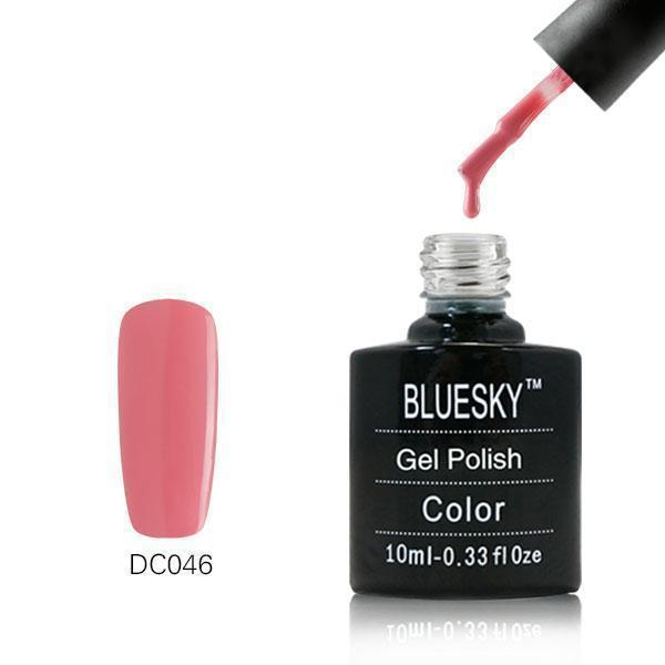 Bluesky DC46 Kissy Kiss UV/LED Gel Nail Soak Off Polish 10ml