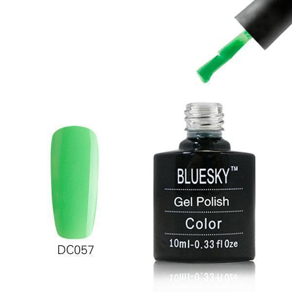 Bluesky DC57 Vital Green UV/LED Gel Nail Soak Off Polish 10ml
